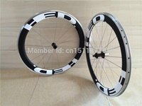 Wholesale 2014 new HED mm Alloy Carbon Wheelset C Aluminum Brake Surface Hed carbon Road bike bicycle Wheels DT spokes