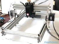Wholesale free ship W DIY mini laser engraving machine laser marking machine engraving machine engraving graphic CM