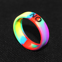 Silicone ring beauty horses - Silicon Ring Vape Band beauty rings ego For E Cigs For Istick Ragnarok Mod Doge Dark Horse aris Geysers RDA