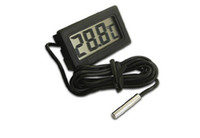 Wholesale pc LCD Display Car refrigerator aquarium fish tank embedded electronic digital thermometer SZ01049
