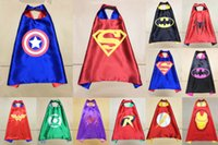 Wholesale Kids Capes Latest Fashion Children Costume Cute Kids cm Outfit Pashmina Unisex Cool Cloaks For Children Fancy Dresses Halloween Capes