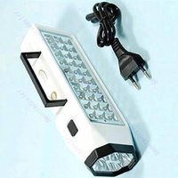 Wholesale LED Flashlight Mini LED Rechargeable Emergency Light Lamp High Capacity