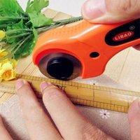 al por mayor acolchar cortador rotativo-45mm Rotary Cutter distintivos colcheras coser la tela que acolcha de corte envío libre Crafts
