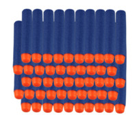 gun - of PC cm NERF N Strike Darts set for Hasbro Child Gun Toys foam Bullet Refill dart Soft Bullet