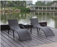patio furniture - garden cany sun loungers rattan garden patio furniture conservatory beach chair ourdoor furniture Wholsales