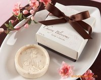 best shower soap - 2014 best cheap wedding favor cherry blossom scented soap savon wedding souvenirs gifts baby shower favors party supplies