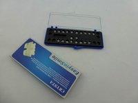 Wholesale Easyinsmile ceramic tooth color orthodontic brackets Dental Orthodontic Roth stype Bracket Brace with US stocked