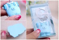 baby girl keepsakes - Baby Boy baby girl Keychain birthday party gift baby shower baptism gift present Keepsake