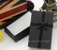 jewellery gift boxes - fashion display packaging gift boxes jewellery box pendant box earrings box cm color to choose from