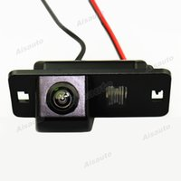 Wholesale Rearview Camera for Cars Waterproof Car Rear View Reverse Security Backup Camera For BMW X5 X6 Black