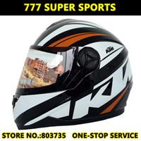 full face helmet - KTM Motorcycle Helmet Full Face Motorbike Urban Helmet DOT Approved Motor Helmet Capacetes Casco K02