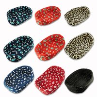 Wholesale Warm Cozy Puppy Dog Cat Kitten Pet Bed Pad Cushion Basket Sofa Couch Mat products for animals ET0060