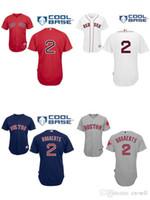 Wholesale 30 Teams New Hot Sell Boston Red Sox Xander Bogaerts baseball Jersey White Blue Gray Red men s cool base shirts