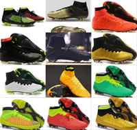 Wholesale hot sell new shoes Outdoor football boots Superfly FG acc soccer boots Handsome men magista obra soccer shoes sport shoes