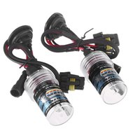 Wholesale 2pcs H9 W K Auto Car HID Xenon H9 Replacement Bulb Lamps Light Conversion Kit Car Head Lamp Light Fog Flash lights