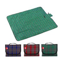 babies travel light - Ultra Light Portable Picnic Mat Outdoor Beach Picnic Camping Mat Multiplayer Waterproof Moistureproof Baby Climb Plaid Blanket