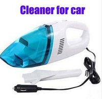 Wholesale 2015 Brand New Vaccum Cleaners Portable Super Suction V W High Power Wet and Dry Mini Handheld Car Vacuum Cleaner