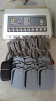Cheap far infrared Russian wave EMS weight loss electric muscle stimulator