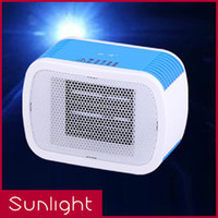 Wholesale Office small electric heater portable room mini fan heaters electric radiator Warm Air Blower Fan Energy saving save electricity