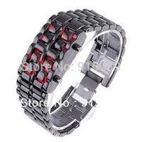 Cheap led digital wrist watch Best led light wrist watch