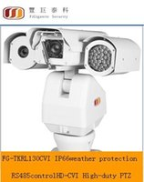 Wholesale FG TKRL130CVI megapixel HD CIV High duty PTZ Camera IP66 weather protection