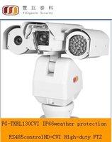 Wholesale FG TKRL130CVI megapixel HD CIV High duty PTZ Camera IP66 weather protection