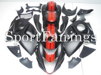 Wholesale Fairings For Suzuki GSXR1300 Hayabusa Sportbike ABS Motorcycle Fairing Kit Bodywork Cowling Mustang Shelby