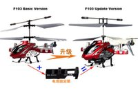 avatar mini lights - PC NewDesign Upgraded Version F103 RC CH Mini Avatar Remote Control Helicopter Gyro LED Light Plane