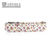Wholesale Women s increasing canvas bag zipper yoga fitness yoga bagging cotton breathable wear large openings
