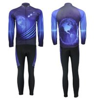 age sportwear - New Digital Age Cycling Bike Bicycle Clothing Men Sportwear Long Sleeve Jersey CC0115