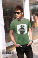 Cheap men short sleeved Best wholesale tshirt