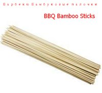 bamboo skewers wholesale - 4 mmx40cm x potato tower bamboo sticks bamboo sticks BBQ Candy stickers bamboo skewers Barbecue Shish Kabob