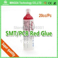Wholesale G PC SMT Red Glue Expoxy Seal BGA Red Glue PCB Adhesive Glue