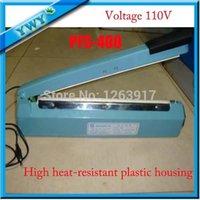 Wholesale quot PFS400mm v impulse sealer Heat plastic bag Sealer impulse sealing machine suitable for heat shrink packing