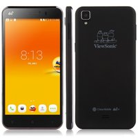 Wholesale ViewSonic V500 Qualcomm Snapdragon MSM8926 GHz Quad Core Inch IPS FHD Screen Android G LTE Smartphone