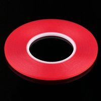 Wholesale 1pcs MM M Heat Resistant Double sided Transparent Clear Adhesive Tape Multi role
