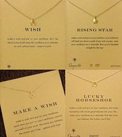 beautiful paper plates - k gold plated beautiful wishbone pendant short necklace pendants amp necklaces for women girls no paper card