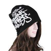 Wholesale Promotion New Fashion Unisex Women Beanies Gorras Letter Print Boina Gorros Womens Hip hop Knitted Cap Hats Beret Men Headwear H3143