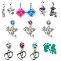 belly board - Navel Piercing For Pregnancy Women Hot Body On Board Pregnant Belly Rings Body Piercing Jewelry Belly Button Rings