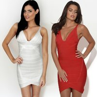 clothes sex for women - 2015New Europe Fashion sexy deep V neck one piece dress clothing sex dress for women party