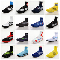 Wholesale Sky team cycling shoe cover cubre zapatillas ciclismo MTB cycling shoe covers bicicleta bike cycling overshoes