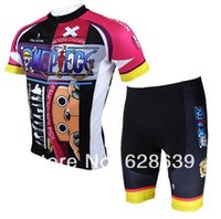 Wholesale FG1509 Hot sale New Mens Cycling Jersey Short Rider Clothing Paladinsport ONEPIECE CHOPPER S XL