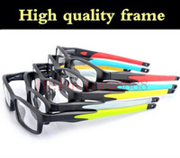 Wholesale Hot brand Top quality Myopia Frame Eyewear protective glasses sports optical glasses for men women