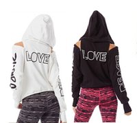 Wholesale Hot Fitness Wear woman Hoodies Sweatshirts