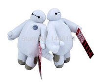Wholesale 2015 New explosion Cute Big Hero Baymax Plush Doll Toy cm inch Retail Bag Stuffed Plush Green Gift