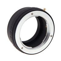 Wholesale MD NEX Camera Adapter Ring for Minolta MC MD Lens for Sony NEX F5 R VG20 E mount order lt no track