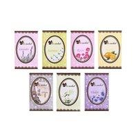 Wholesale Lovely Taste Fresh Air Scented Fragrance Home Wardrobe Drawer Car Perfume Sachet Bag New Pack