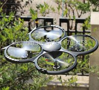 Wholesale UDI U818A RC helicopter UFO can D Flip G ch Axis Drone RC quadcopter camera with remote control helicopter