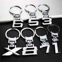 bmw logo - Fashion Zinc Alloy Metal Car Logo Chaveiro Keychain Key Chain Key Ring Keyring For BMW X Key Holder