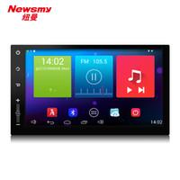 automotive gps units - Android4 core car navigation G ROM NR3001 din inch touch screen car radio cd head unit HD gps bit dual BT